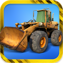 Bulldozer Driving & Parking 3D icon