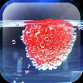 Raspberry Live Wallpaper