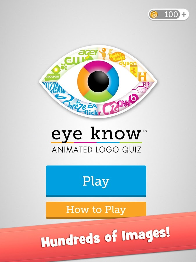 Eye Know: Animated Logos- screenshot
