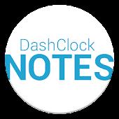 DashClock Notes