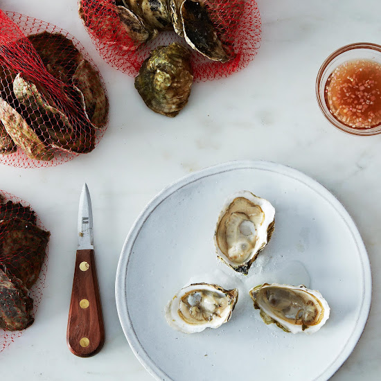 Oysters on Provisions by Food52