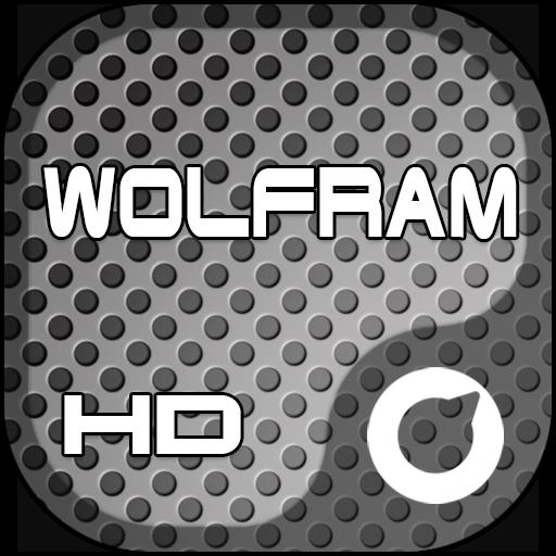 Wolfram HD - Solo Theme LOGO-APP點子