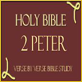 HOLY BIBLE; 2 PETER STUDY APP