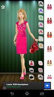 Screenshot of Dress Up Girls Free