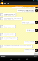 Screenshot of Near Chat