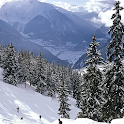 Skiing Super HD logo