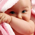 Cute Baby Children Calendar icon