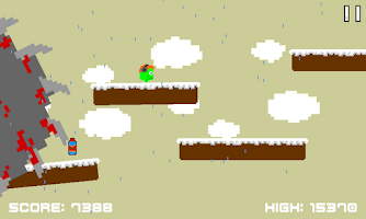 Screenshot of Mixel Demo