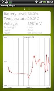 Battery Widget 30 days Trial- screenshot thumbnail