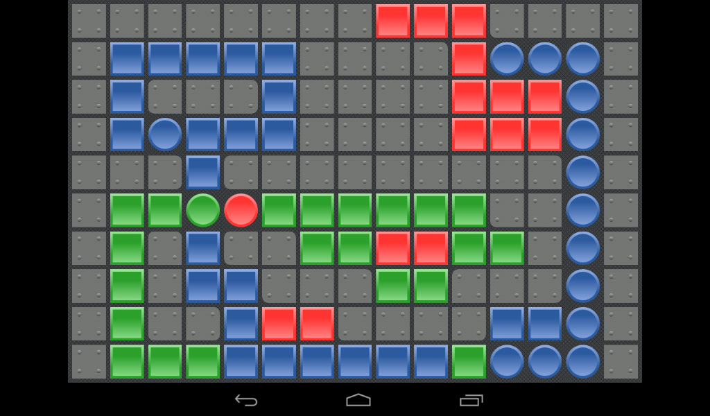 The Right Block - puzzle- screenshot