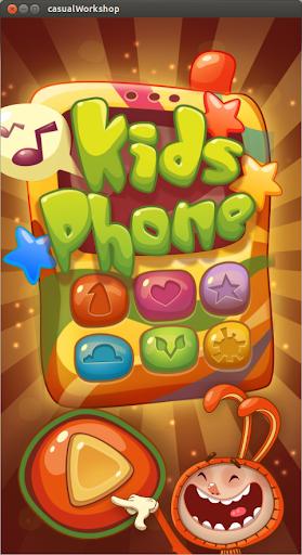 Kids Funny Phone