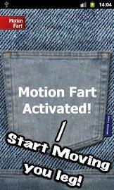 Motion Fart ™ Screenshot 4