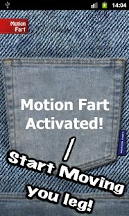Motion Fart ™ - Prank- screenshot thumbnail