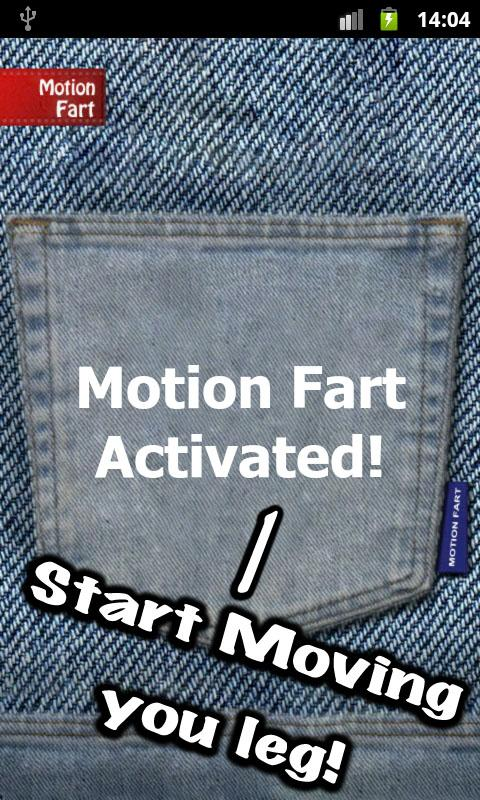 Motion Fart ™- screenshot