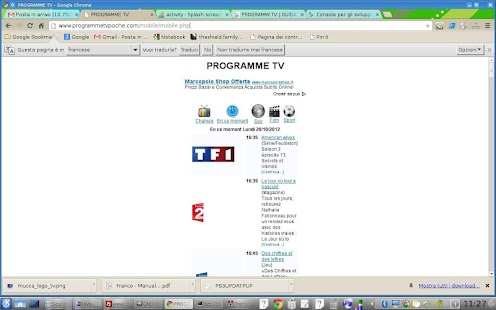 Programme Tv Fr - screenshot thumbnail