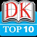 San Francisco: DK Top 10 logo