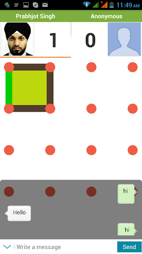 Dots and Boxes - Multiplayer