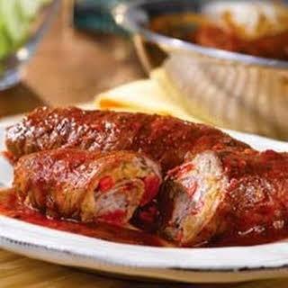 Beef Braciole Recipes.