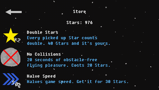 SpaceSprint - Free Arcade Game- screenshot thumbnail