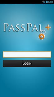 PassPal +- screenshot thumbnail