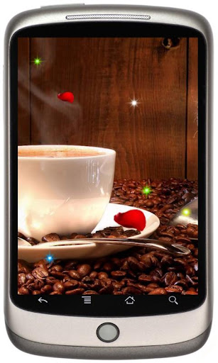 Coffee Best live wallpaper