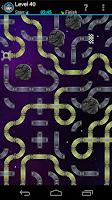 Screenshot of Plumberoid (Brain Game Puzzle)