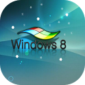 Windows 8 Live wallpaper icon