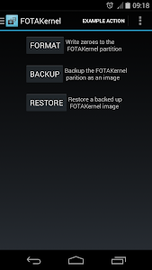 Recovery Manager for Xperia™ v3.6.1