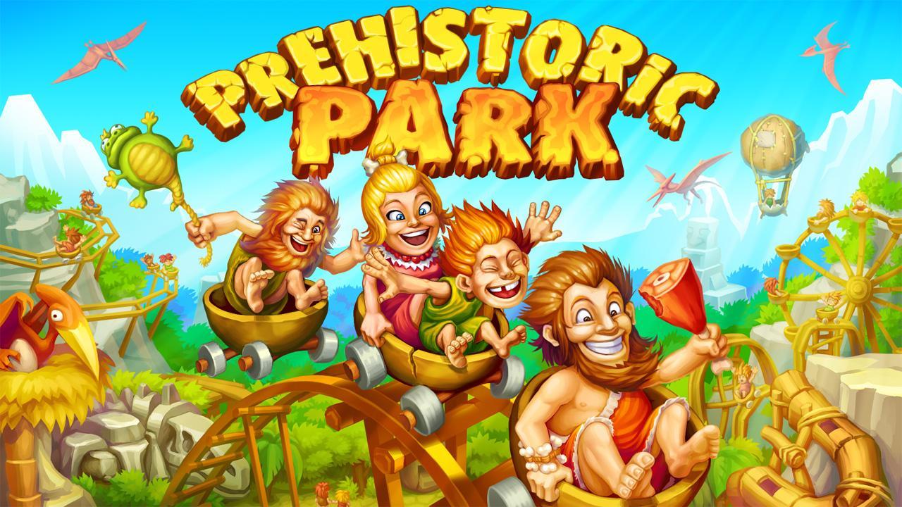 Prehistoric Park Builder screenshot #18