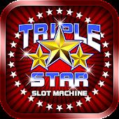 Triple Star Slot Machine