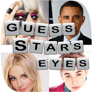 Celebrity Quiz Guess star eyes for PC and MAC