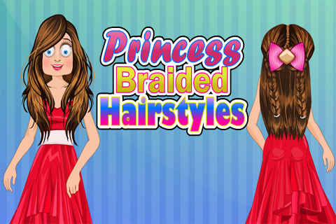 Princess Braided Hairstyles