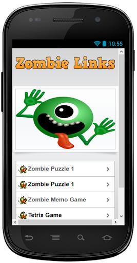 Free Zombie Puzzles