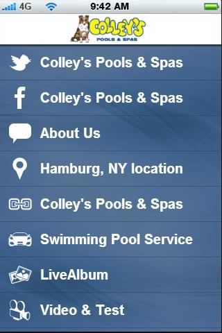 Colley's Pools Spas