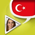 トルコ語ビデオ辞書 - 翻訳機能・学習機能・音声機能 icon