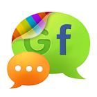 GO SMS pro Facebook FREE icon