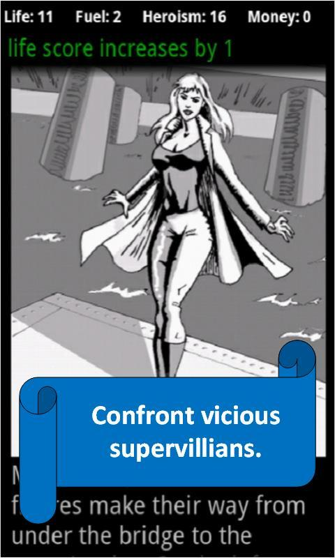Superhero's Choice Volume 1- screenshot