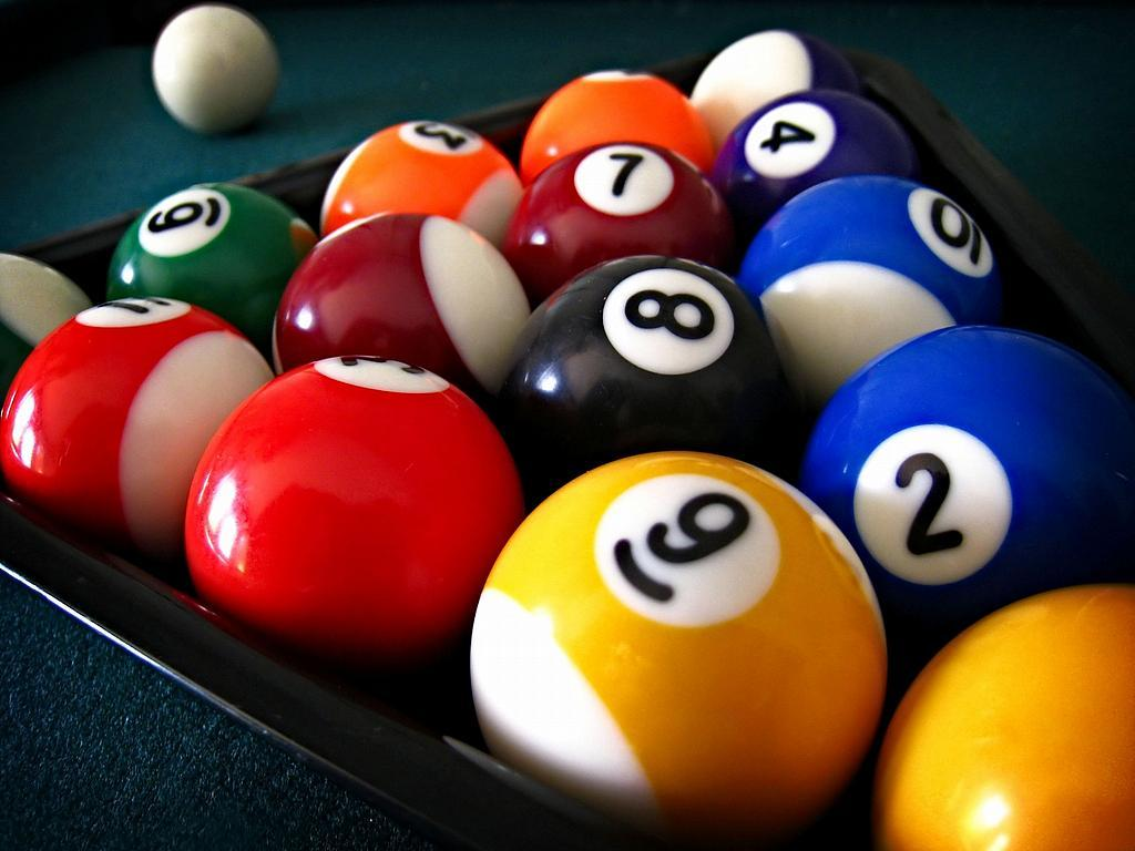 8 Billiards Ball Pro - screenshot