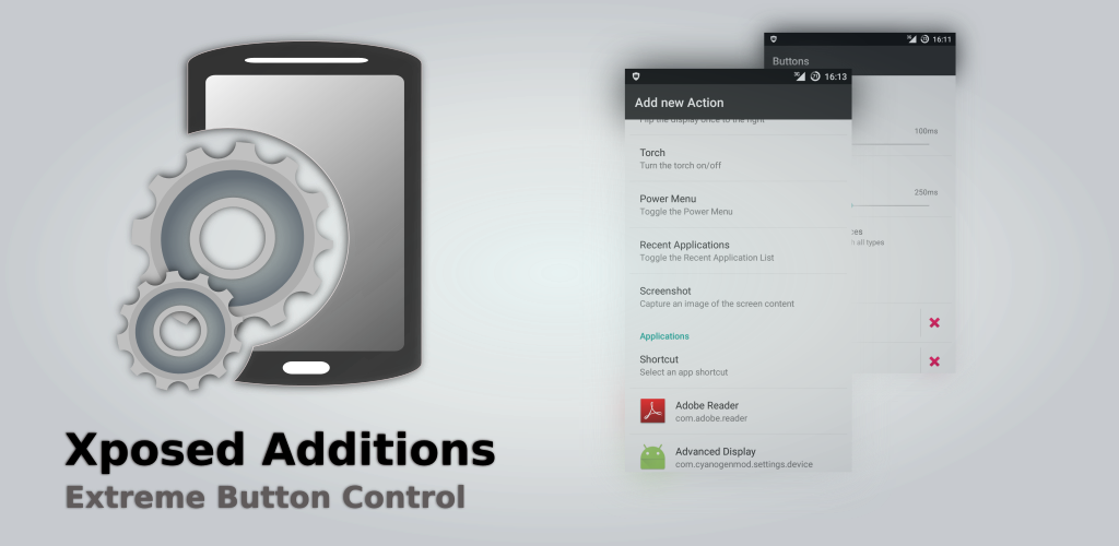 Download Xposed Additions APK latest version app for android devices