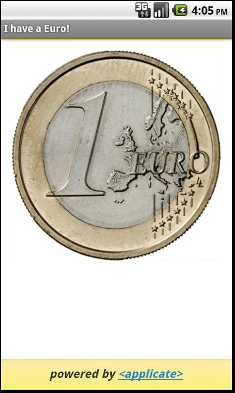 I have a Euro!- screenshot