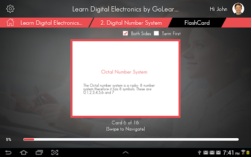 Learn Digital Electronics - screenshot thumbnail
