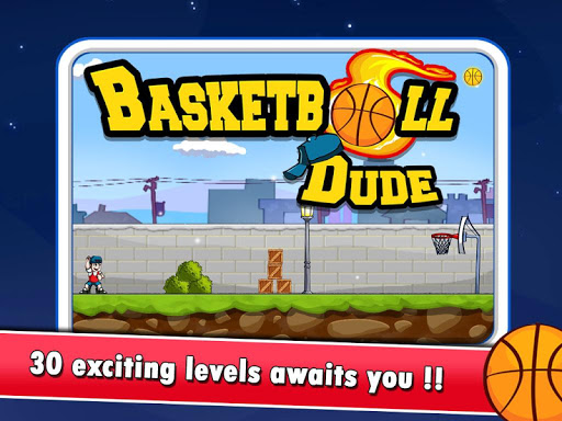 Basketball Dude