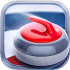 Curling 3D icon