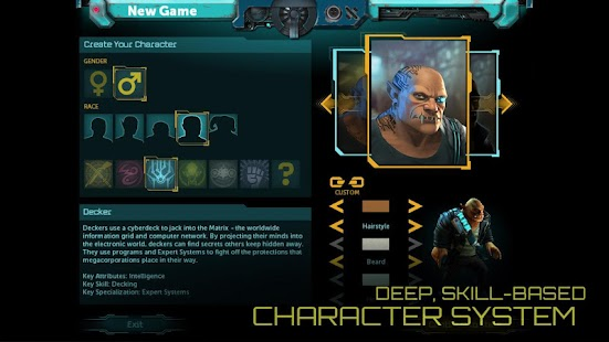 Shadowrun Returns Screenshot 14