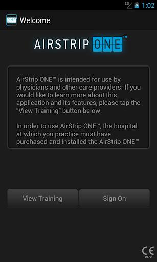 AirStrip ONE™