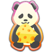 Escape Game Panda w/ Cheese
