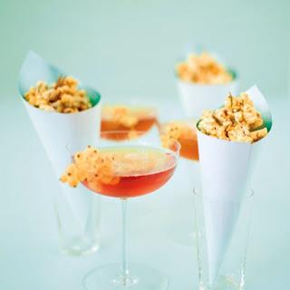 Rosemary-Caramel Popcorn