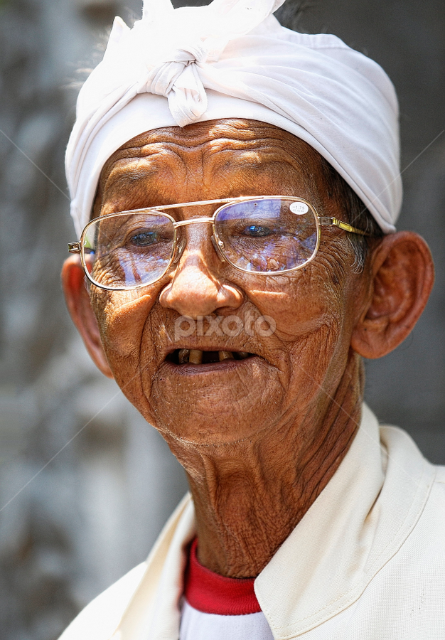 by Agoes Santoso - People Portraits of Men