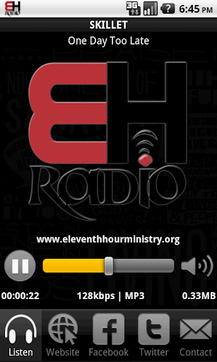 Eleventh Hour Radio
