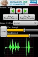 Screenshot of Voice Changer Lite (Vox  Box)